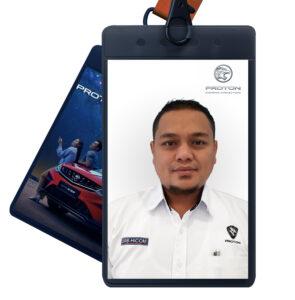 Salesman Proton Jasin