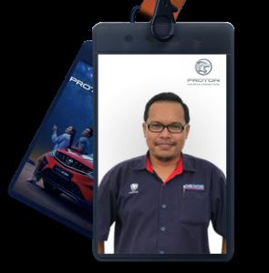 Salesman Proton Kota Bharu