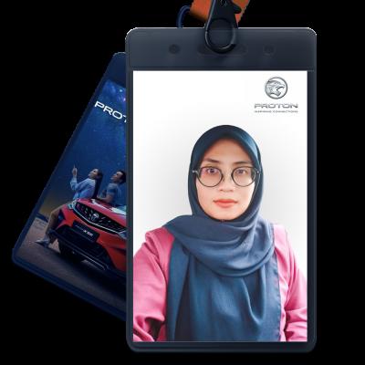 Saleswoman Proton Senawang