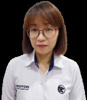 Rosalie Chang Sales Advisor Kota Kinabalu
